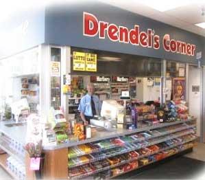 Drendel's convenience - grocery store