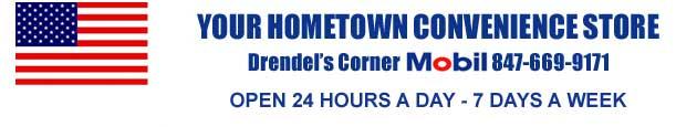 Huntley IL convenience store